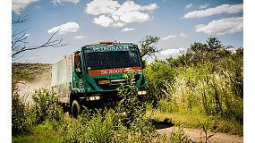 Foto de Dos Iveco terminan el Dakar 2015 en el Top 10