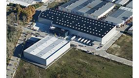 Picture of Inbisa construye una nave industrial y un edificio de oficinas para Concerto en Girona