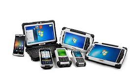 Fotografia de Anatronic distribuye los dispositivos m�viles rugerizados de Handheld
