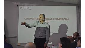 Foto de Persax Grupo crece en ventas nacionales por primera vez tras siete a�os