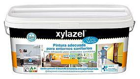 Picture of La pintura Xylazel Aire Sano, una de las elegidas para cubrir las paredes del Hospital de Vigo