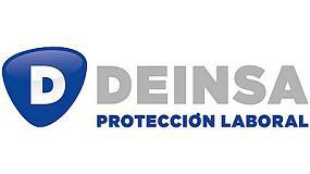 Foto de Solidez y frescura en la nueva imagen corporativa de Deinsa