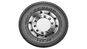 Fotografia de Dunlop presenta sus nuevos neum�ticos de direcci�n SP 344 de 17,5� para camiones