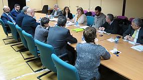 Picture of La eurodiputada Clara Aguilera se re�ne con el sector ante la nueva normativa de la UE sobre piensos medicamentosos