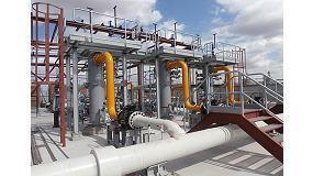 Picture of Elecnor construir� por 175 millones de d�lares uno de los tramos del Gasoducto Sur Peruano