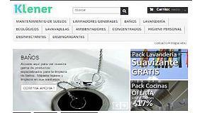 Foto de Klener abre sus puertas al mercado online con productos de limpieza para el sector hostelero