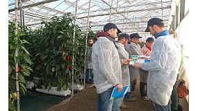 Fotografia de Grupo Agrotecnolog�a investiga y pone a prueba soluciones bioestimulantes en colaboraci�n con la Fundaci�n Cajamar