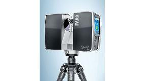 Foto de Tecnología de escaneado láser 3D para grandes volúmenes