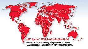 Foto de Fluido de supresi�n de incendios con garant�a de cumplimiento de las regulaciones de gases fluorados, de 3M