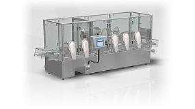 Foto de Optima Pharma presentar� la nueva m�quina Optima H4 en Interphex 2015