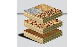 Foto de Nuevo composite de pl�stico y madera para muebles y revestimientos