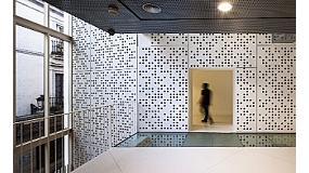 Foto de El Museo de Bellas Artes de Badajoz del Estudio Hago, nominado al prestigioso Mies van der Rohe