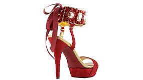Foto de Haute Chaussures, los zapatos-joya perfumados de Sara Navarro