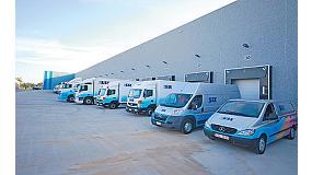 Foto de Sax garantiza la rapidez, exactitud y fiabilidad de sus env�os gracias a la soluci�n de movilidad con comprobante de entrega de Zetes