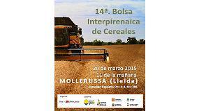 Foto de La ciudad leridana de Mollerussa celebrar� el 20 de marzo la 14� Bolsa Interpirenaica de Cereales