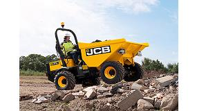 Picture of JCB incorpora la l�nea �Dumper de Obra� a su oferta de equipos compactos