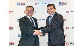 Foto de Coarco y BigMat se al�an para potenciar la venta de materiales de construcci�n en Canarias