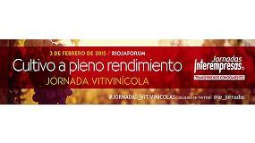 Picture of La Jornada Vitivin�cola �Cultivo a pleno rendimiento� ampl�a su aforo