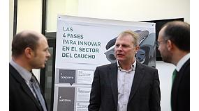 Fotografia de Itainnova, un referente nacional en el sector del caucho, acoge hoy una reuni�n de empresas innovadoras