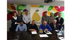 Foto de Gerard Pujol releva a Ramon Sarroca en la presidencia del Consell de la D.O.P. Pera de Lleida