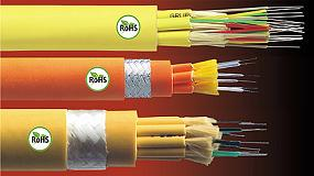 Picture of Cables de fibra �ptica con certificaci�n RoHS en Cofitel