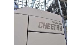 Foto de Mercian Labels instala la primera Xeikon Cheetah del mundo