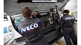 Foto de Las ventas de recambios reconstruidos Iveco Reman crecieron un 60% en 2014