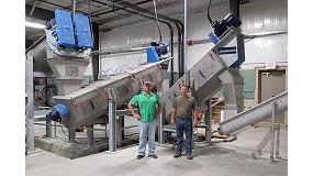 Foto de Lindner washTech instala una l�nea de lavado de pl�sticos a medida en EE UU