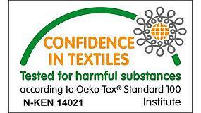 Foto de Las tintas Sb300 y Sb53 de Mimaki logran la certificación Oeko-Tex