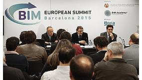 Foto de Barcelona lidera el cambio tecnol�gico en la construcci�n con el 1st European BIM Summit