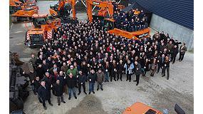 Foto de Eindhoven acoge el Doosan Dealer Forum 2015