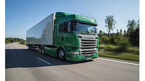 Foto de Scania, la marca de vehículos industriales que más creció en 2014