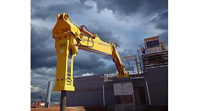 Foto de Transmin elige a Atlas Copco por su gama de martillos hidr�ulicos