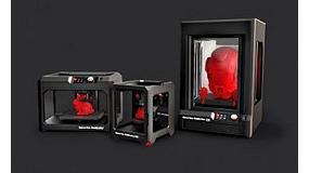 Foto de RS Components añade cuatro productos MakerBot de impresión 3D a su gama de productos de prototipado rápido