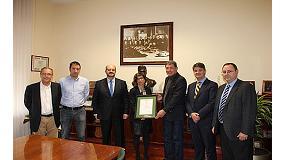 Foto de Solvay Torrelavega consigue la certificación de su Sistema de Gestión de la Energía de AENOR