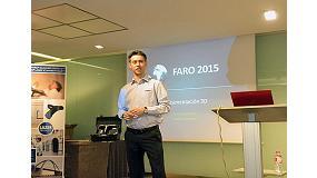 Fotografia de Faro presenta Freestyle3D, su nuevo esc�ner 3D innovador e intuitivo para el escaneado port�til