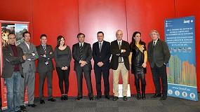 Foto de Knauf entrega el reconocimiento al Mejor Proyecto Global en Sostenibilidad Hotelera a NH Hoteles