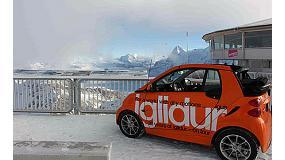 Foto de 'iglidur on tour', la vuelta al mundo con los rodamientos poliméricos de Igus
