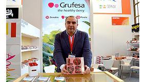 Fotografia de Grufesa presenta en Fruit Log�stica un nuevo envase especial para San Valent�n