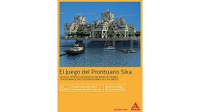 Foto de Nueva edición de los Premios del Prontuario Sika para estudiantes de ingeniería de caminos y de arquitectura