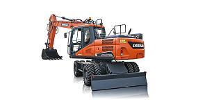 Foto de Doosan Construction Equipment expone en Intermat sus últimos modelos de excavadoras