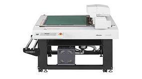 Foto de Mimaki lanza la máquina de corte compacta y plana CFL-605RT para series cortas y prototipos de envases
