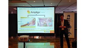 Foto de Ampligo, la solución de Syngenta para hortícolas al aire libre