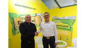 Fotografia de Huercasa firma una alianza estrat�gica con la empresa lituana Jovaige