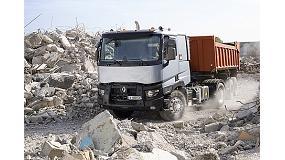 Foto de Renault Trucks presenta las nuevas gamas Construcción en Intermat