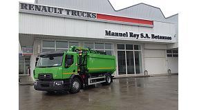 Foto de Gesuga refuerza su compromiso con la calidad y el medio ambiente con 15 nuevos vehículos de distribución