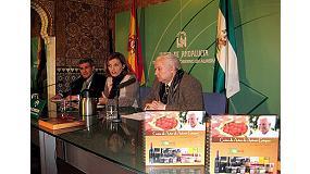 Foto de Grupo Caparrós difunde en un libro de recetas el uso de la IV y V gama en la cocina de autor