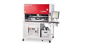 Foto de Marcado láser de alta velocidad para aplicaciones industriales