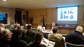 Foto de Mecàniques Segalés presenta su sistema de nitrificación y desnitrificación en Tremp (Lleida)