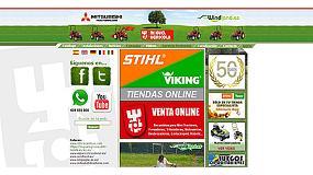 Picture of Miguel Agr�cola SL pone en marcha su tienda online de productos Stihl y Viking